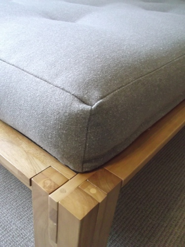 The first Natural Futon Mattress in the UK